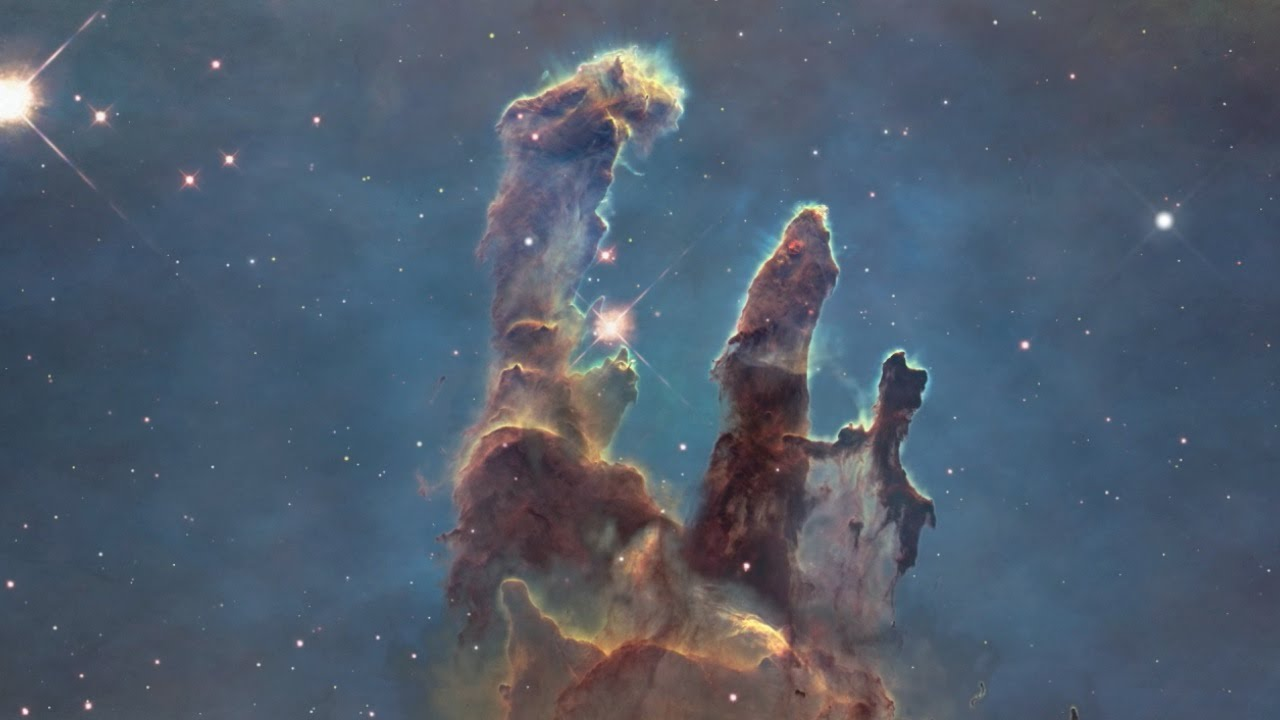 Pillars Of Creation Wallpaper Hd: Nebula Facts For Kids