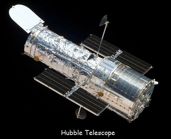 Space Telescope Facts for Kids