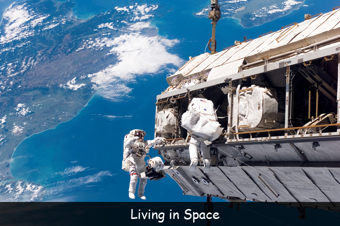 Living-in-Space