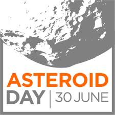 The official logo of World Asteroid Day released by United Nations